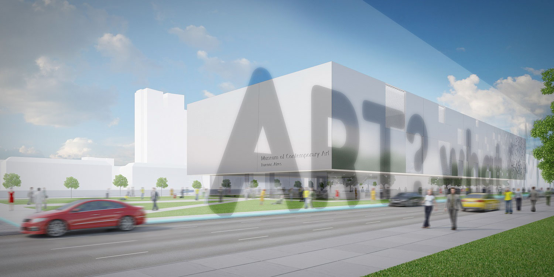 BUENOS AIRES NEW CONTEMPORATY ART MUSEUM